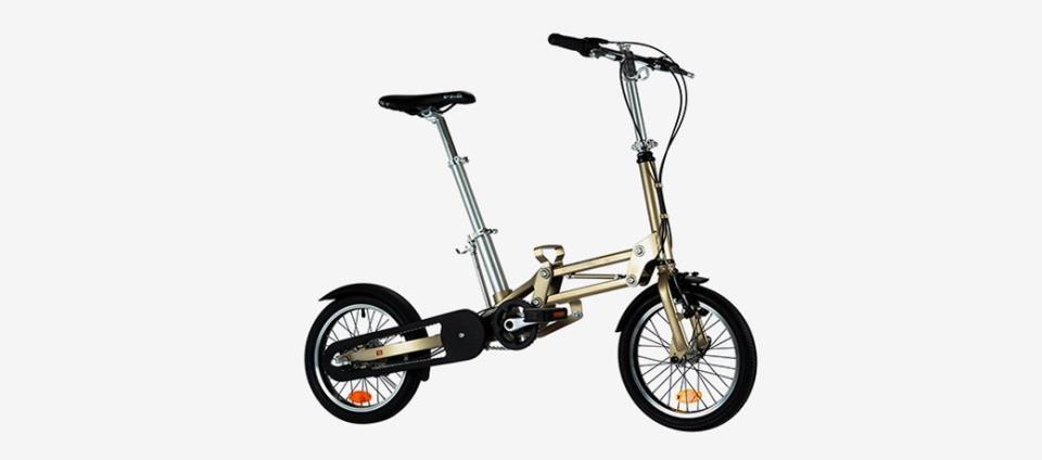 7 складных велосипедов, на которых легко уехать от забот. Изображение № 6.