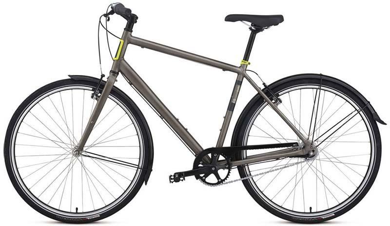 Мужской гибридный велосипед для езды по городу Specialized Work 3