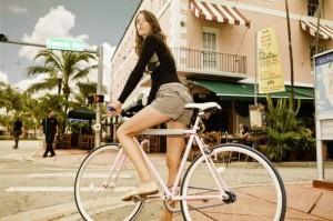 Велосипед и женское здоровье -вылечиться самостоятельно!