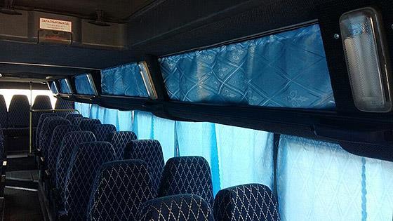 автобус для перевозки пассажиров