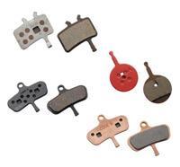 Дисковые тормозные колодки разных типов