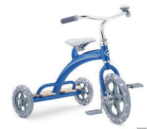 трехколесный велосипед для ребенка