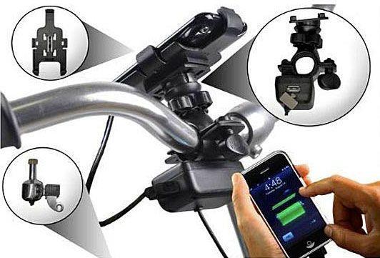 Велосипедная зарядка