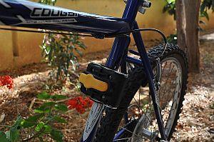 Крепление для детского кресла на велосипед
