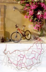 Велосипедная дорожка в Никосии