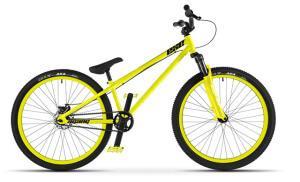 триальный велосипед author exe 1.0
