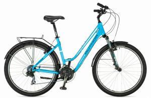 женский городской велосипед author brava