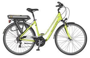 электрический велосипед author electra