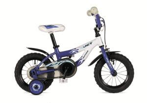 детский велосипед author jet