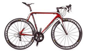 шоссейный велосипед author ca