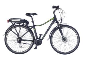 электрический велосипед author element