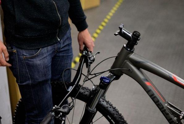 настройка выноса руля велосипеда