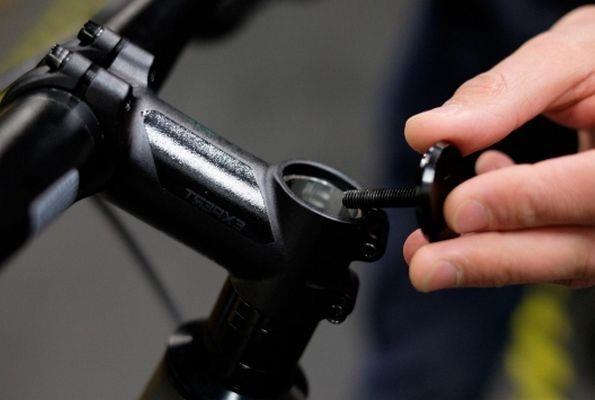 настройка руля велосипеда