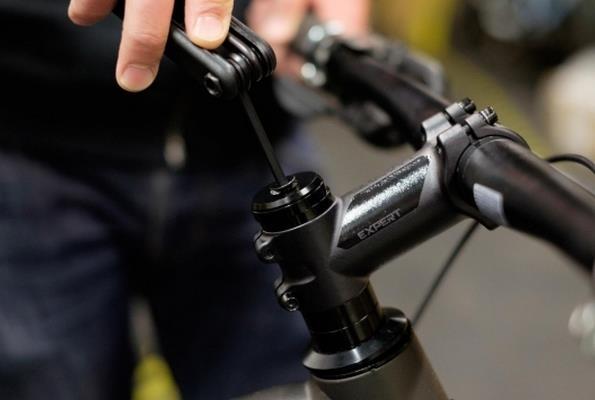 рулевая колонка велосипеда