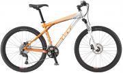велосипед GT c тройным треугольником рамы Zaskar