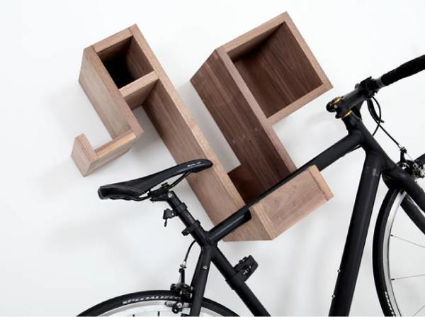 Как хранить велосипед в квартире