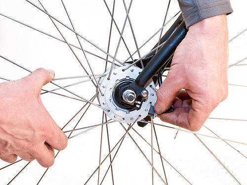 как собрать втулку заднего колеса велосипеда