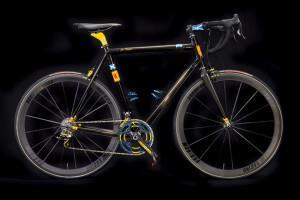 """самый дорогой в мире велосипед KGS """"Tier 3"""" custom bike"""