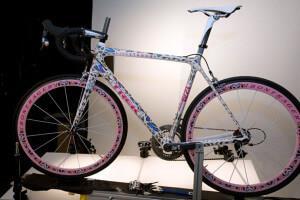 """самый дорогой велосипед в мире """"Butterfly"""" Trek Madone"""