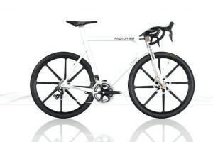 самый дорогой в мире велосипед Beru F1 systems Factor 001
