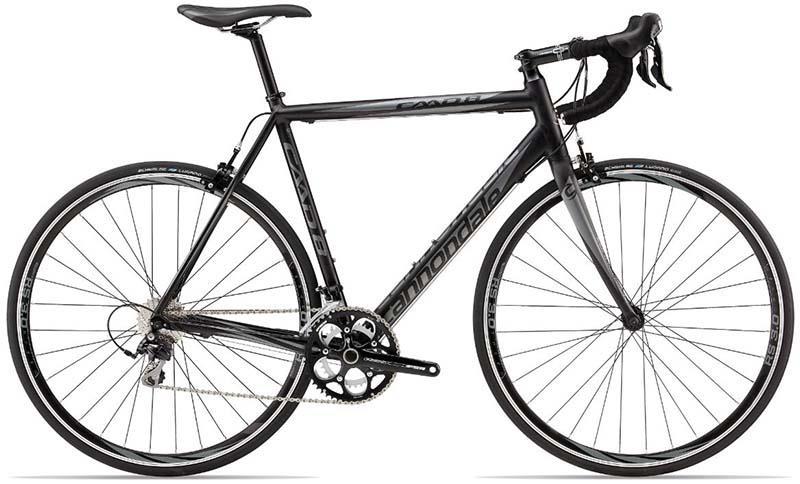 Шоссейный велосипед с алюминиевой рамой Cannondale CAAD8 2300