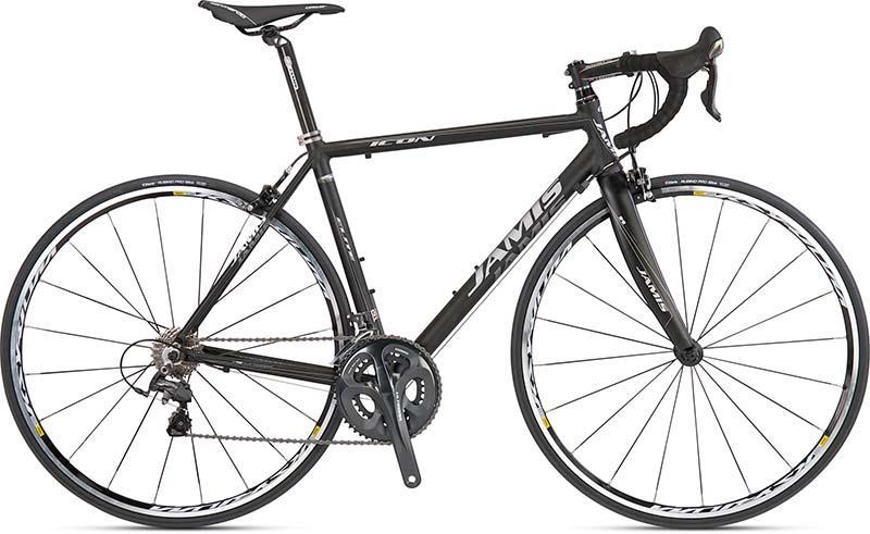 Шоссейный велосипед с алюминиевой рамой Jamis Icon Elite