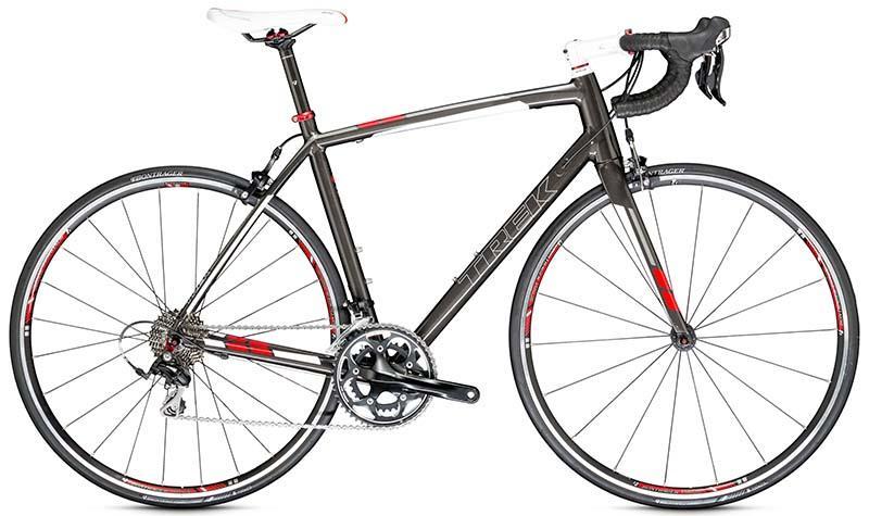 Самый лучший алюминиевый шоссейный велосипед Trek Madone 2.3