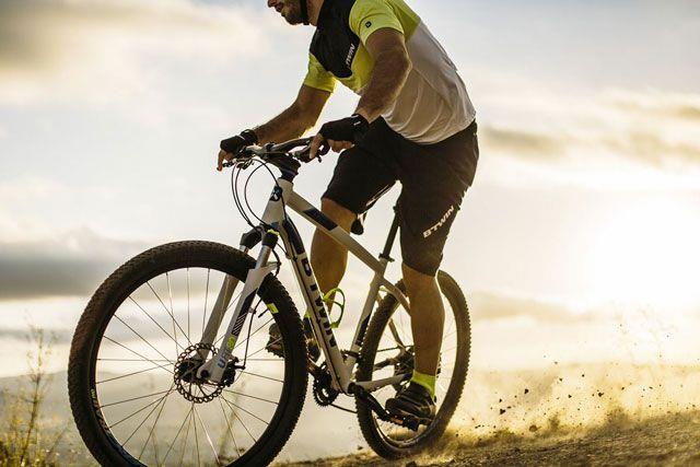 Велосипед с рамой EVO