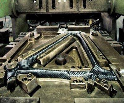 Производство карбоновых рам