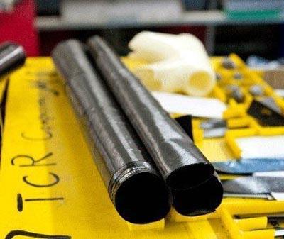Карбоновый материал для изготовления трубок рамы