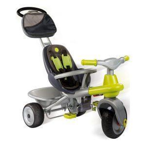 Какие бывают трехколесные велосипеды для детей?