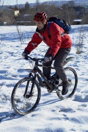 Велосипед для зимы