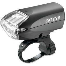 фонарик с пятью маломощными светодиодами