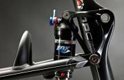 Крепление заднего амортизатора на велосипедах Cube