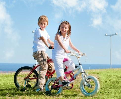 как выбрать велосипед ребенку 4 лет фото 1