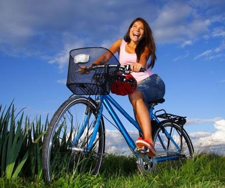 как выбрать велосипед для женщины фото 1
