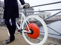 велосипед с электродвигателем