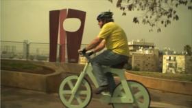 Картинный велосипед на 9$