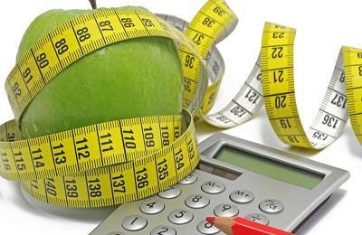 Подсчет калорий