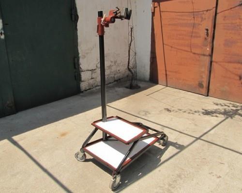 подставка для ремонта велосипеда своими руками фото