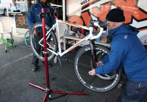 как отремонтировать велосипед фото 1