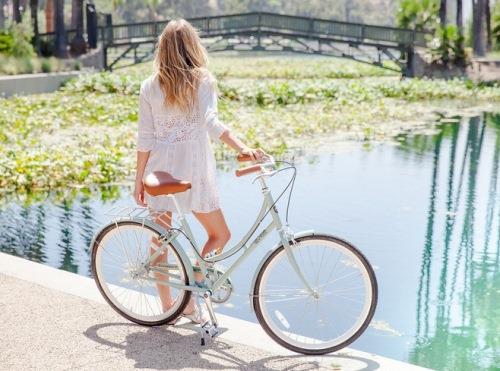 польза велосипеда при беременности