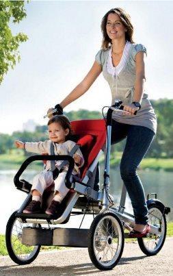 велосипед после родов
