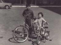 детские велосипеды времён СССР