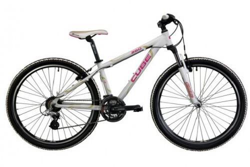 женский велосипед cube фото