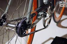 как снять цепь велосипеда