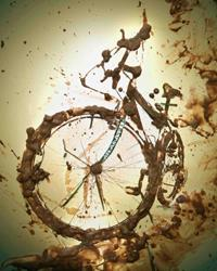 уход за велосипедом после дождя