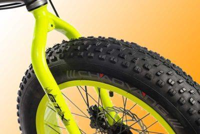 велосипед толстые колеса