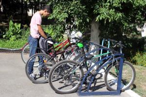 ездить на велосипеде каждый день