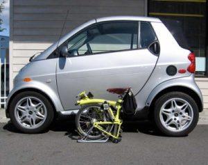 Возраст для складных велосипедов